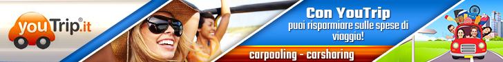 entra nel carpooling di YouTrip!